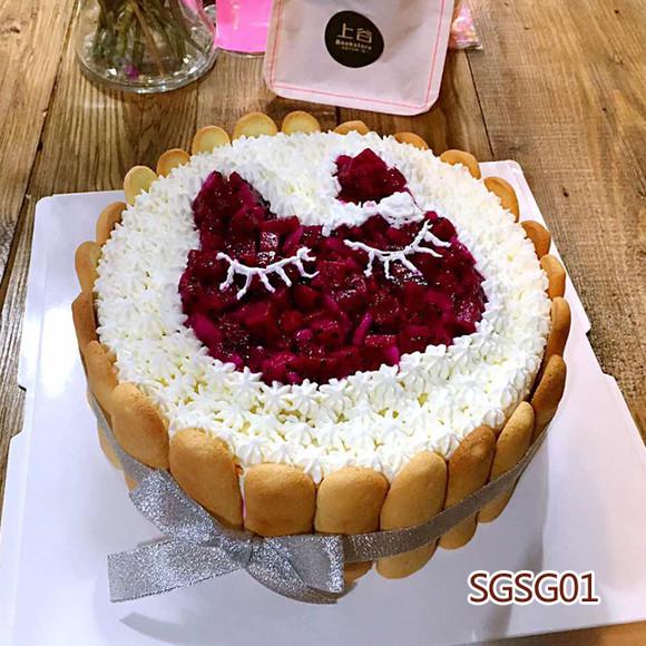水果千层蛋糕01