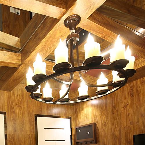 小木屋-log cabin