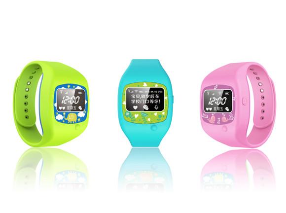 智能手表兒童定位手表 gps定位手環,手機app作禮品智能手表電話 防走