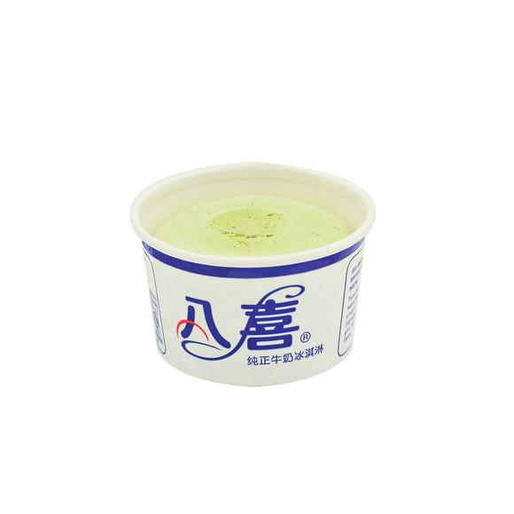 八喜纯正牛奶冰淇淋绿茶口味