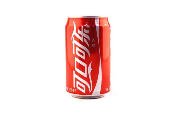 可口可乐听装图片