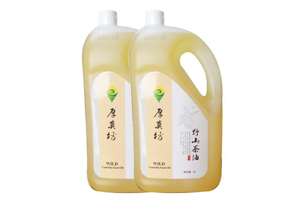 厚莫坊山茶油2l