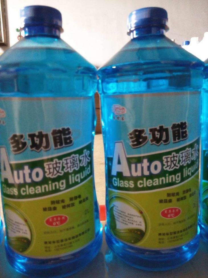 普通玻璃水 - 车世客汽车用品