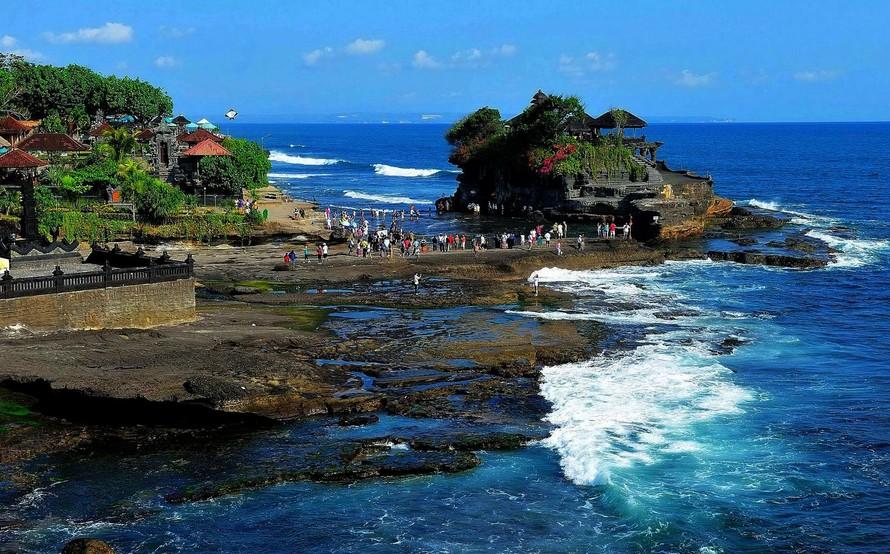 【无待巴厘岛】一日游 海神庙 圣猴森林公园 圣泉寺 金巴兰海滩