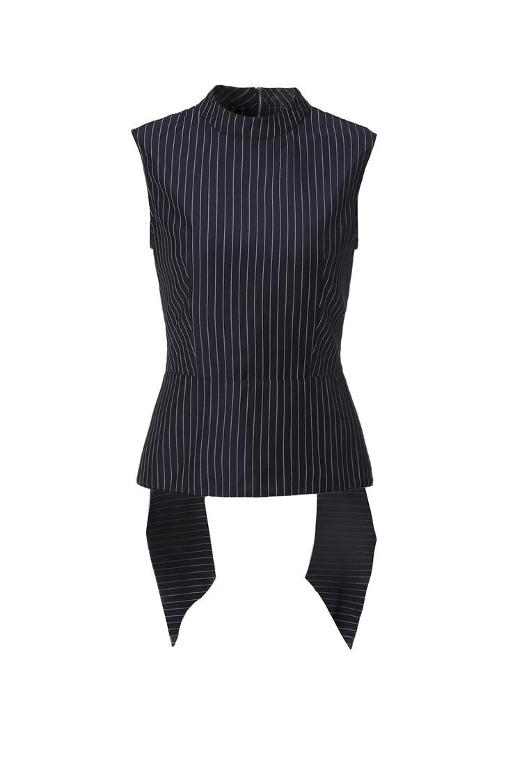 alias aw15 zippa sleeveless top