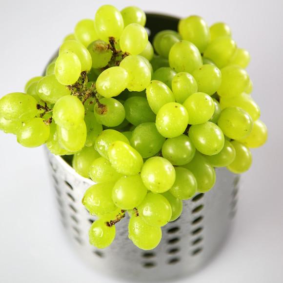 【青提葡萄】脆甜可口水果提子绿提