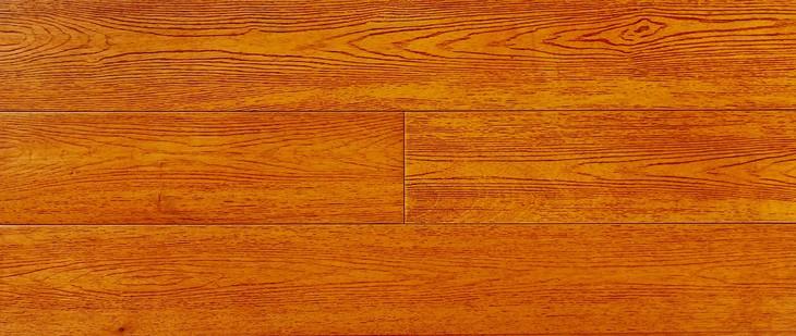 实木仿古地板