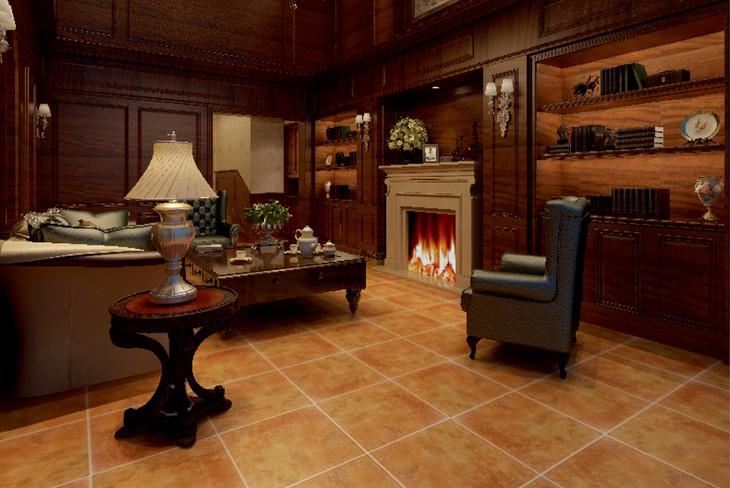 仿古砖 地砖 客厅卧室地板砖500*500mm