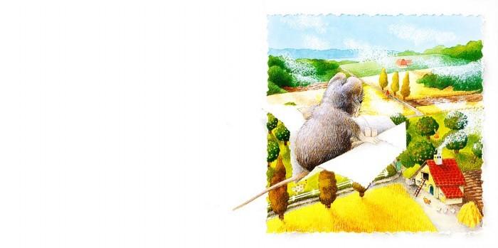 【正版书籍 现货包邮】小老鼠无字书 全8册 小老鼠无字书8册绘本