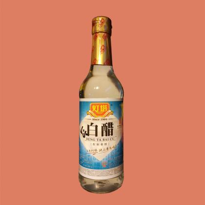 灯塔白醋5.5元/瓶