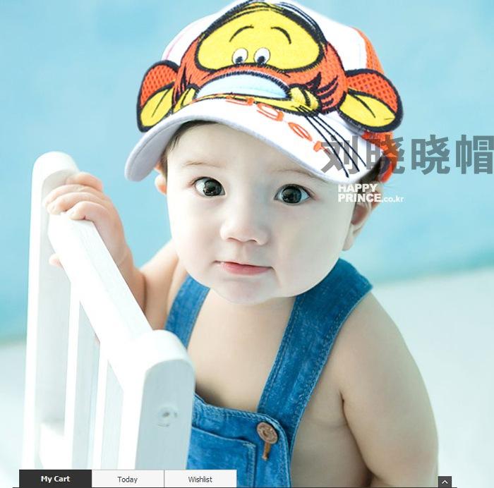 可爱娃娃夏天图片