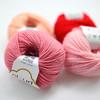 【云宝宝】美丽诺手编羊毛线宝宝毛线 儿童编织毛衣线手工钩编线 30克/团 商品缩略图4